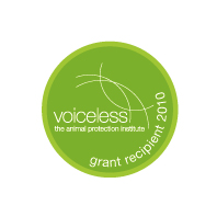 Voiceless Grant Recipient 2010